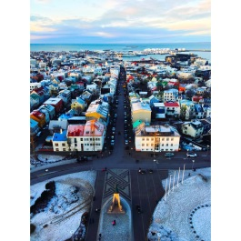 Last night in Reykjavík ❤️🇮🇸 #latergram #takemeback #neverwannaleaveiceland