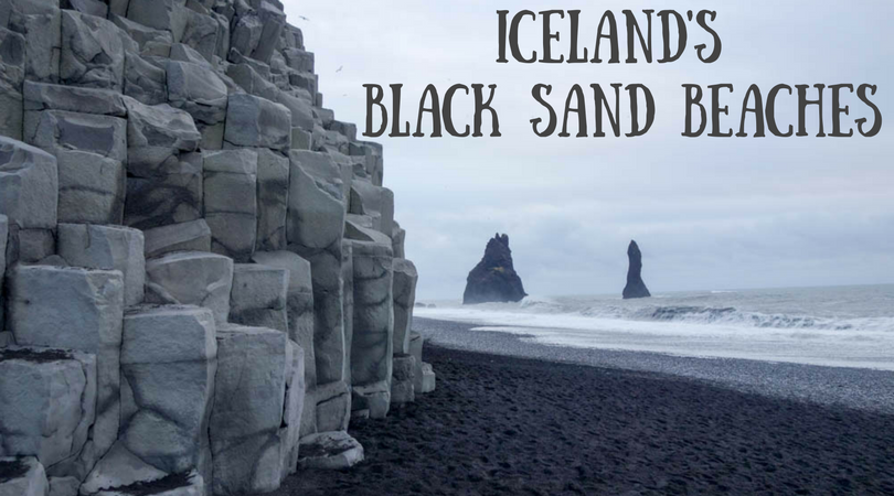 Iceland: Black Sand Beaches