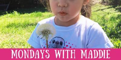 #Maddie2017Challenge: Week 9