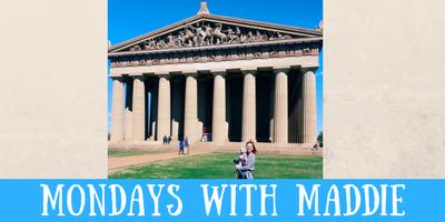 #Maddie2017Challenge: Week 11