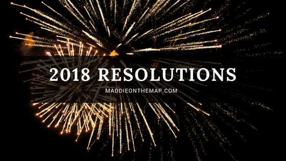 New Year's Resolutions2018