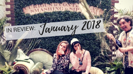 in review: January 2018